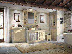 arredamento bagno classico Roma
