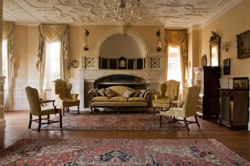 Arredamento classico roma mobili classici roma for Arredamento della casa