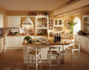 arredamento cucina classica Roma