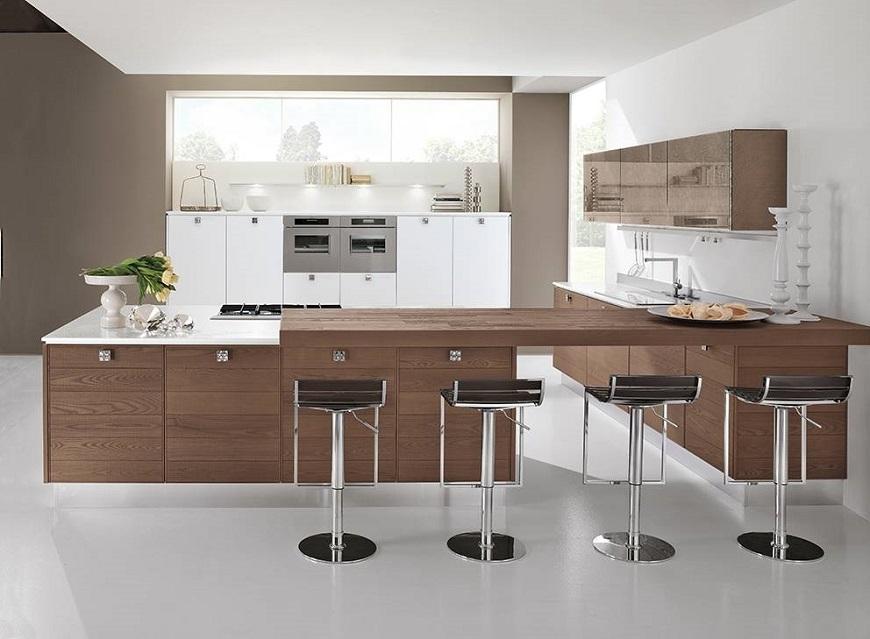 ▷ Arredamento cucina Roma | Mobili cucina Roma