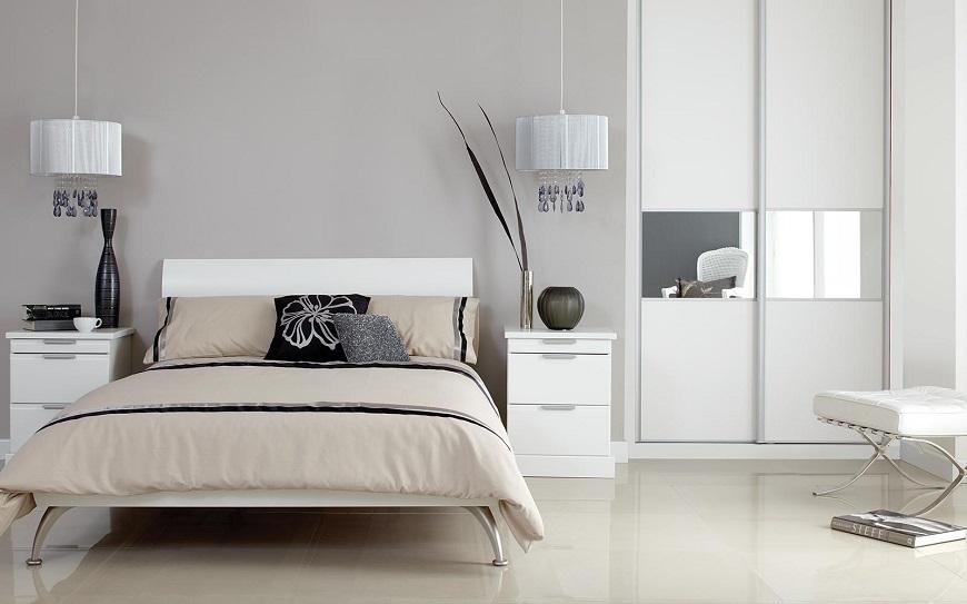 arredamento camera da letto Roma